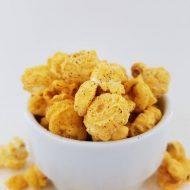 Cajun White Cheddar Popcorn