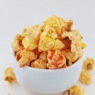 Spicy Hot White Cheese Popcorn