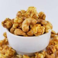 Caramel Corn and Cashews