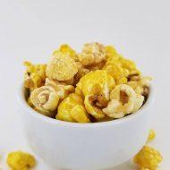 Lemon Meringue Pie Popcorn