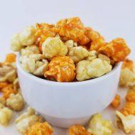 Orange Dream Popcorn